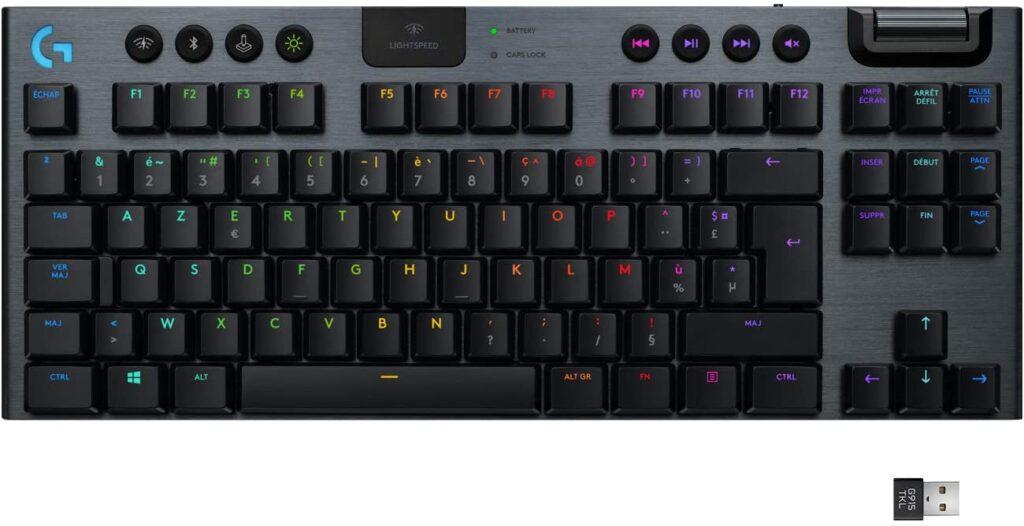 meilleur clavier de jeu