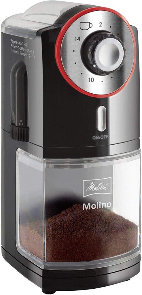 meilleur moulin à café électrique.