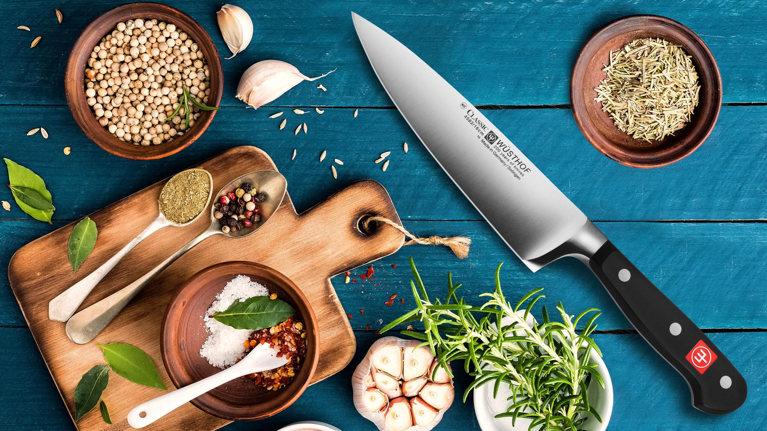 meilleur couteau de cuisine.